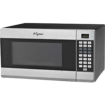 Keyton Stainless Steel 1.1 Cubic Ft. Microwave Oven