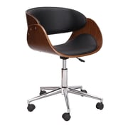 AdecoTrading Low-Back Desk Chair
