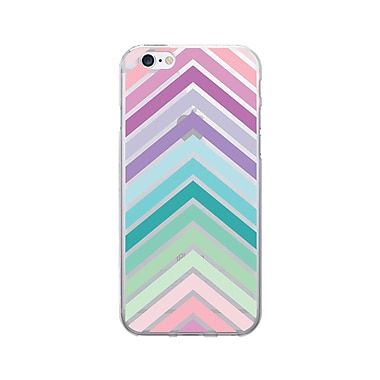 OTM Prints Clear Phone Case, Arrows Pastel, iPhone 7/7S (OP-IP7V1CG-A02-60)