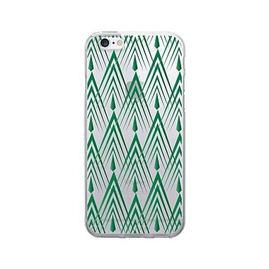 OTM Prints Clear Phone Case, Gatsby Green - iPhone 6/6S Plus