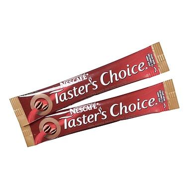 Nestlé - Café Taster's Choice ordinaire en sachets, 1,7 g, paq./80