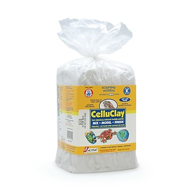 Activa® Celluclay Original Papier Mache, 5 lb, Grey