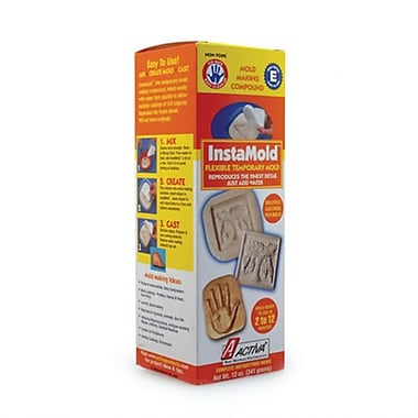 Activa® InstaMold Flexible Temporary Mold, 12 oz