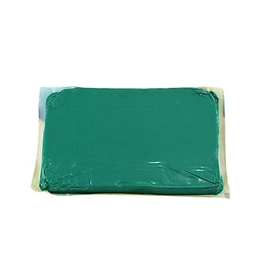 Color Plus Air Dry Clay, 1.1 lb, Green