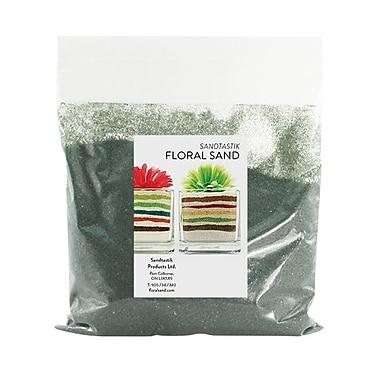 Sandtastik® Floral Coloured Sand, 2 lb (909 g) Bag, Avocado