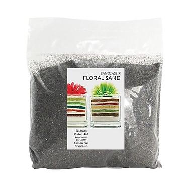 Sandtastik® Floral Coloured Sand, 2 lb (909 g) Bag, Char-Et