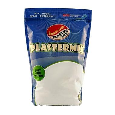 SandtastikMD – Plâtre de Paris pour moulage Plastermix, 5 lb, blanc Arctique