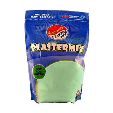 SandtastikMD – Matériau de moulage plâtre de Paris PLASTERMIX, 5 lb, vert