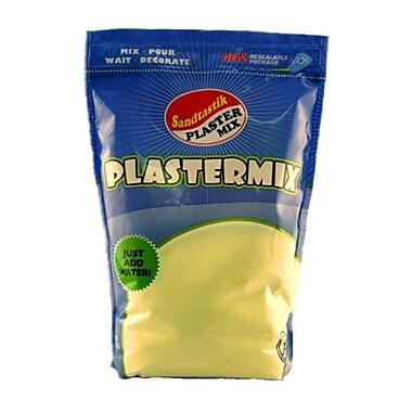 SandtastikMD – Matériau de moulage plâtre de Paris PLASTERMIX, 5 lb, jaune