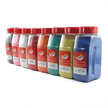 Sandtastik® Rainbow 8-Colour Sand Bottle Set