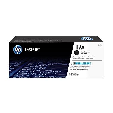 HP 17A (CF217A) Cartouche de toner HP LaserJet noir d'origine