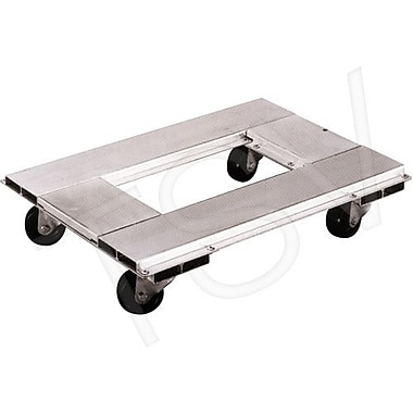 Magliner® Lightweight Aluminum Dollies, Capacity: 900 Lbs., Height: 10