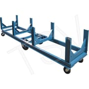 "Kleton Bar Cradle Truck, Overall Height: 29"", Weight: 365 Lbs."