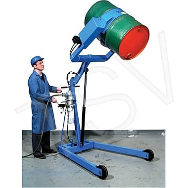 Morse Hydra-Lift Drum Handlers, Drum Capacity: 55 Us Gal. (45 Imperial Gal.), No. Of Drums: 1, (400A-60-114)