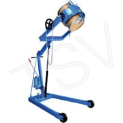Morse Hydra-Lift Drum Handlers, Drum Capacity: 55 Us Gal., No. Of Drums: 1, Manual Hydra Lift And Tilt (400A-96)