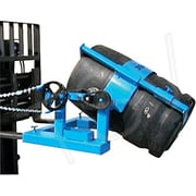 Morse Fork Mounted Drum Lifter, Drum Capacity: 55 Us Gal. (45 Imperial Gal.), Style: Geared Tilt (285A-HD & 4556-P)