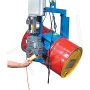 Morse – Leveur motorisé de baril à inclinaison, 1 phase/115 V, baril de 55 gal US (45 gal impériaux), 400 lb (195A-1-115)