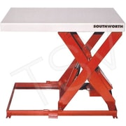 "Southworth Lift Table, Platform Dimensions: 36"" L x 20"" W, Lowered Height: 5.5"" (LL05.5-26)"