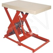 "Southworth Lift Table, Platform Dimensions: 36"" L x 20"" W, Raised Height: 31.5"", Lowered Height: 5.5"" (LL1.1-26)"