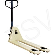 "Wesco Narrow Aisle Pallet Trucks, Fork Length: 48"", Frame Material: Steel (272854)"