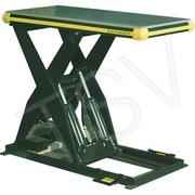 "Southworth Hydraulic Backsaver Lift Table, Platform Dimensions: 24"" W x 48"" L, Lowered Height: 6.75"" (LS4-36)"