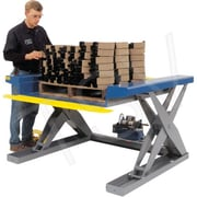 Southworth Hydraulic Floor-Height Scissor Lift Tables