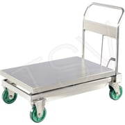 Vestil Stainless Steel Hydraulic Scissor Lift Tables (CART-1100-SS)