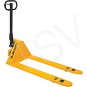 "Lift-Rite Low Profile Hydraulic Pallet Trucks, Fork Length: 42"", Frame Material: Steel (M512LY00-X00)"