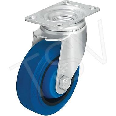Blickle Hard Rubber Caster, Wheel Diameter: 5