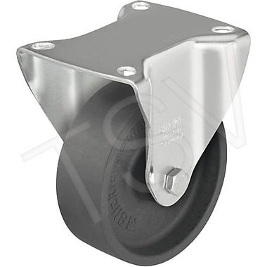 Blickle Heat-Resistant Thermoplastic Caster, Wheel Diameter: 5