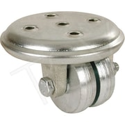 "Darcor Low Level Casters, Wheel Diameter: 2"" (51 Mm), Wheel Material: Nylon, Caster Type: Swivel (2SL 050 NYOL)"