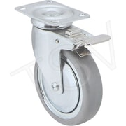 "Colson Stainless Steel Caster, Wheel Diameter: 4"" (102 Mm), Wheel Material: Nylon, Caster Type: Swivel (Y481PSS09CS)"