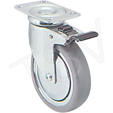 Colson Zinc Plated Caster, 5