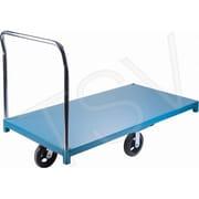 Kleton – chariot à plateforme robuste, largeur : 48 po, hauteur : 40 po, plateforme : plateforme en acier, hauteur : 40 po
