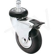 Colson Comfort Roll Casters, Capacity 125 Lbs. (57 Kg.), 2/Pack (NP278TL)