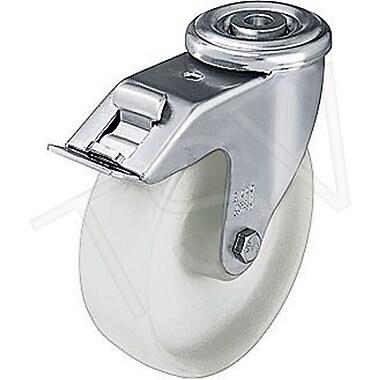 Blickle Nylon Caster, Wheel Diameter: 4
