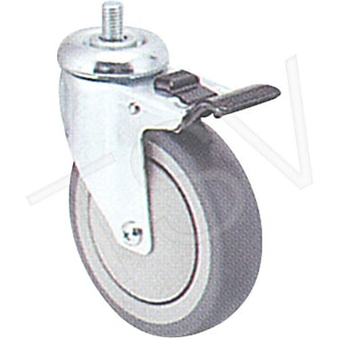 Colson Zinc Plated Caster, 4