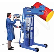 "Morse Vertical Lift Drum Pourers, Lift Height: 60"", Tilt Function: Manual (515-N)"