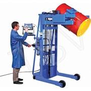 Morse – Déverseurs de baril à élévation verticale, Hauteur de la levée : 60 po, Fonctionnement de l'inclinaison : Manuel (515-N)