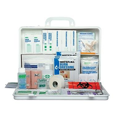 Safecross First Aid Kit New Brunswick Standard 36U Metal (50757)