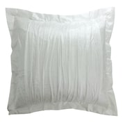 R&MIndustries Balloon Euro Sham; White