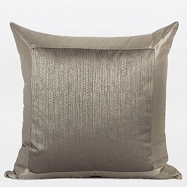 G Home Collection Frame Splicing Pillow Cover