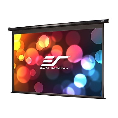 Elite Screens VMAX2 AcousticPro Series MaxWhite 166'' diagonal Electric Projection Screen