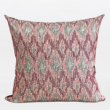 G Home Collection Luxury European Classical Embroidered Pillow Cover
