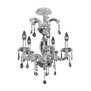 Allegri Giordano 5-Light Candle-Style Chandelier