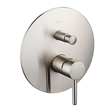 BluArc 2-Way Valve and Tub Shower Trim