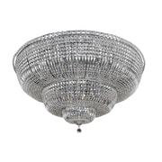 Allegri Betti 30-Light Semi-Flush Mount