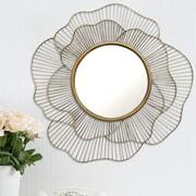 Stratton Home Decor Stella Wall Mirror