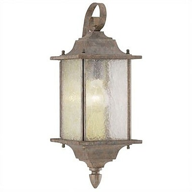 Westinghouse Lighting Olde Town 1-Light Outdoor Wall Lantern