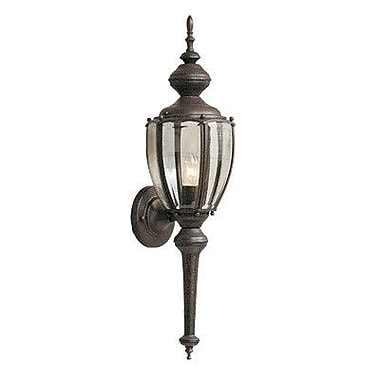 Designers Fountain Outdoor 1-Light Outdoor Wall lantern